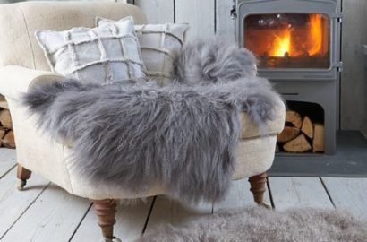 DIY Sheep Crafts | 6 Sheepskin Home Decor Ideas | Shepherd Like A Girl