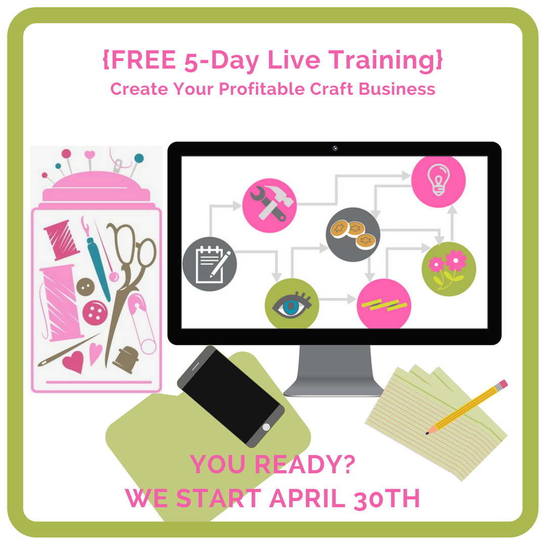 6 Steps to Creating Your Profitable Craft Business | DIY Sheep Crafts