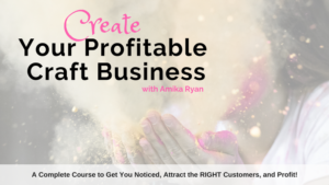 Create Your Profitable Craft Business with Amika Ryan | Shepherd like a girl